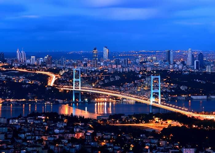 قیمت تور استانبول نوروز 1400