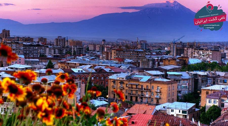 تور ارمنستان نوروز 1400