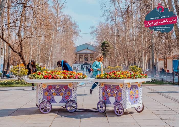 قیمت تور مشهد نوروز 1400