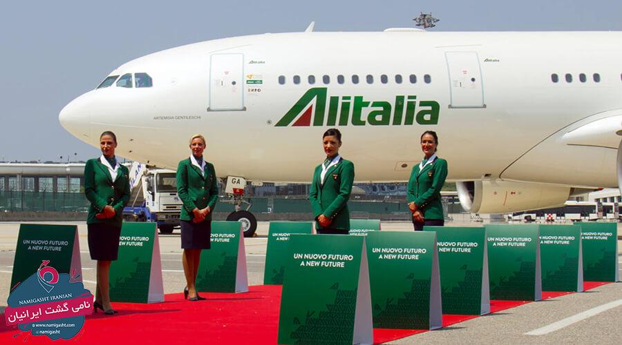 پرواز های ایتالیا