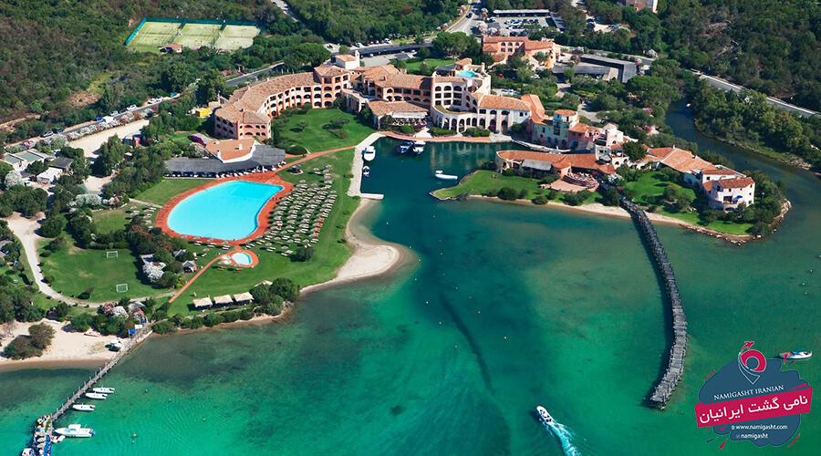 هتل های لوکس و 5 ستاره ایتالیا