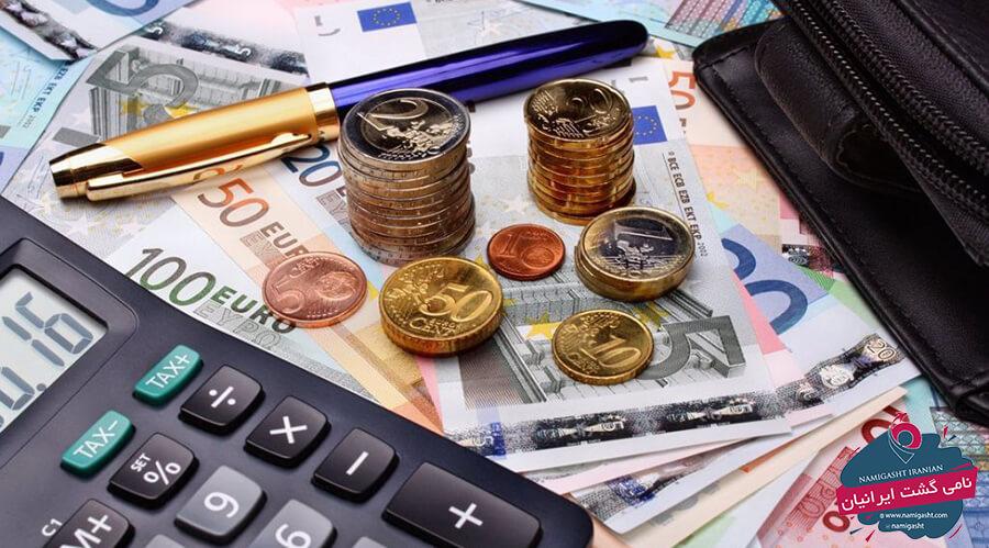 قیمت ویزای توریستی فرانسه