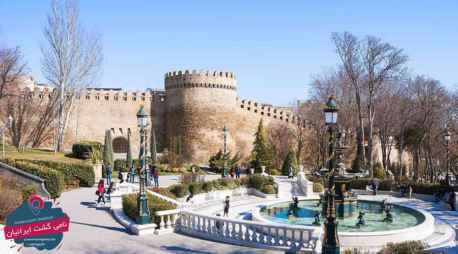 آفر تور آذربایجان