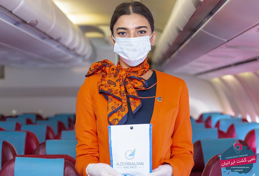 پرواز های آذربایجان