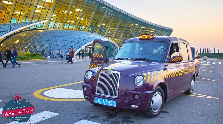 تاکسی آذربایجان