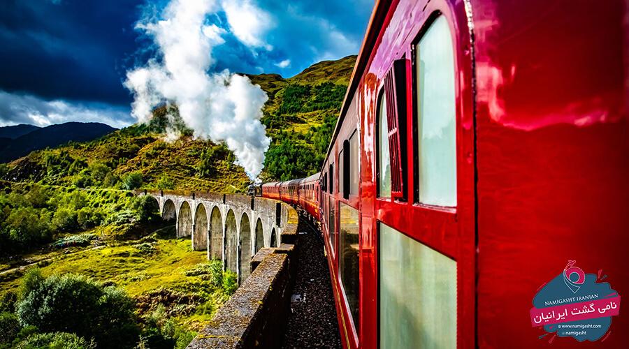تور ارمنستان با قطار