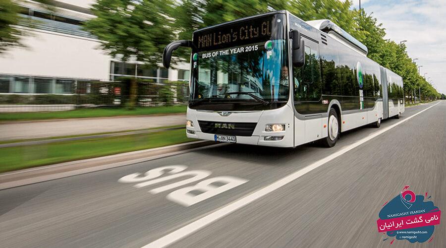 تور ارمنستان با اتوبوس