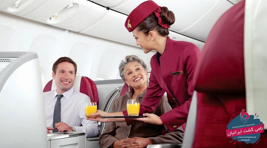 پروازهای ارمنستان