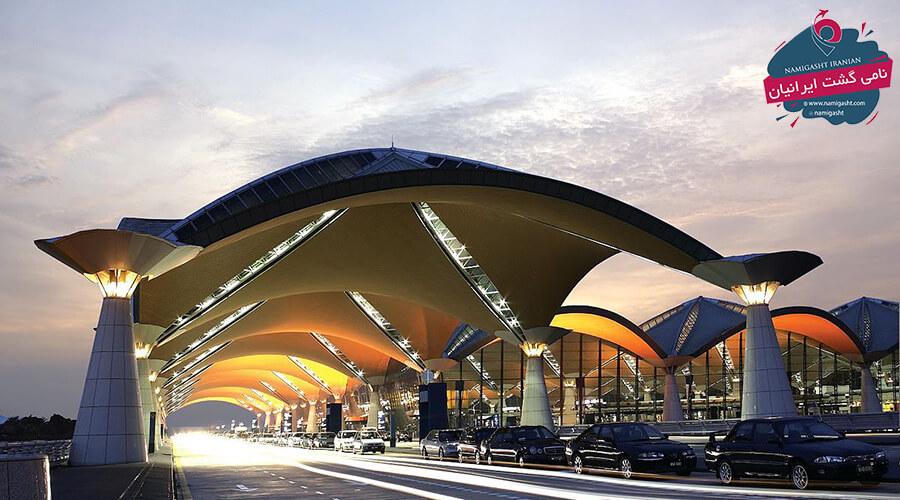 فرودگاه های کوالالامپور
