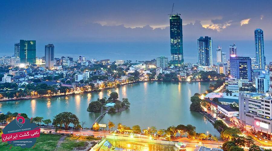 تور هوایی سریلانکا