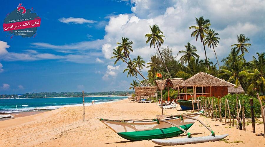 قیمت تور سریلانکا