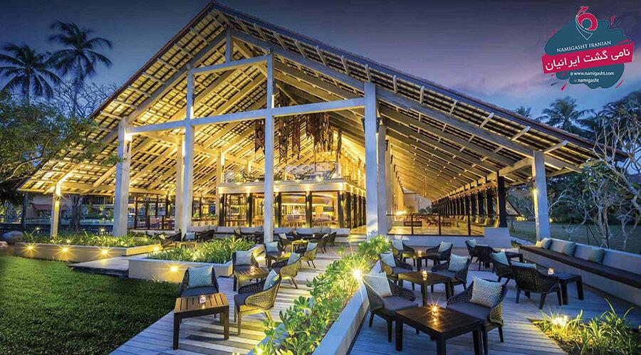 امکانات هتل ها در سریلانکا
