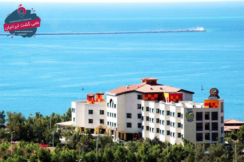بهترین هتل های چابهار