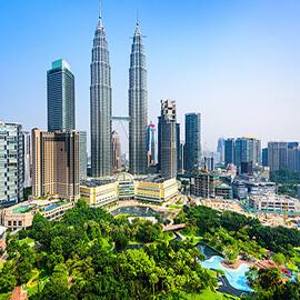 معرفی شهر کوالالامپور پایتخت زیبای مالزی
