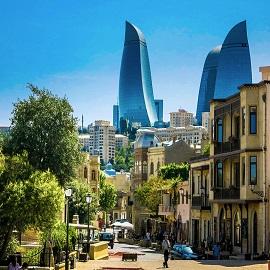 معرفی آذربایجان سرزمین آتش