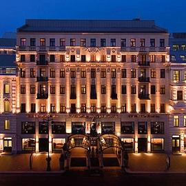 پنج هتل برتر سنت پترزبورگ