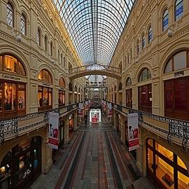 آشنایی با بهترین مراکز خرید مسکو
