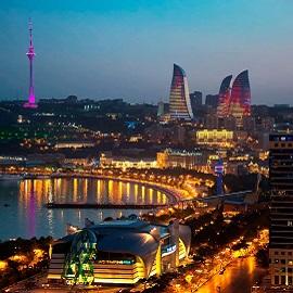 معرفی جاذبه های گردشگری باکو