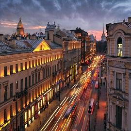 بهترین مراکز خرید سنت پترزبورگ