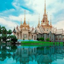 بانکوک پایتخت زیبای تایلند