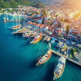 معرفی مارماریس جواهری در دل ترکیه