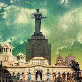 معرفی بهترین جاذبه های ایروان پایتخت ارمنستان