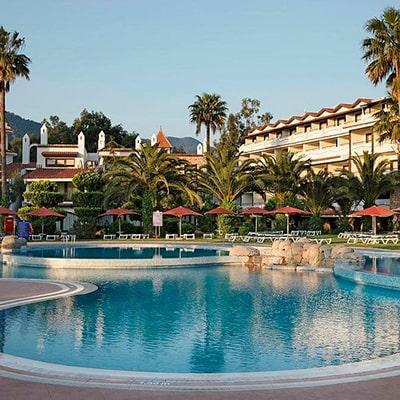 هتل marti resort marmaris