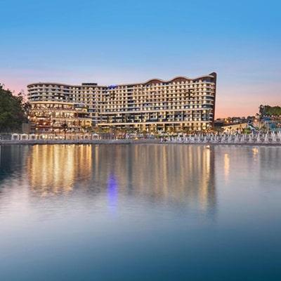هتل mylome luxury & resort alanya