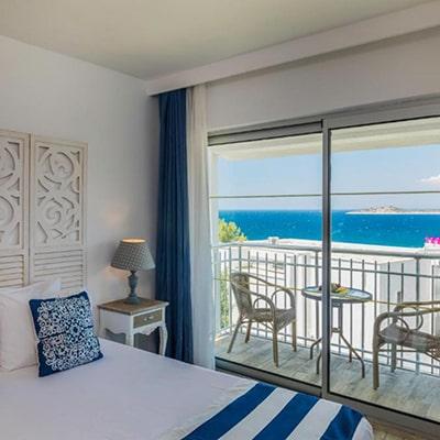 هتل kairaba blue dreams bodrum