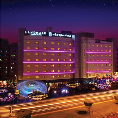 هتل landmark Grand