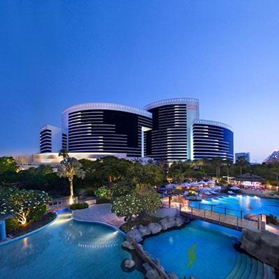 هتل Grand Hyatt Dubai