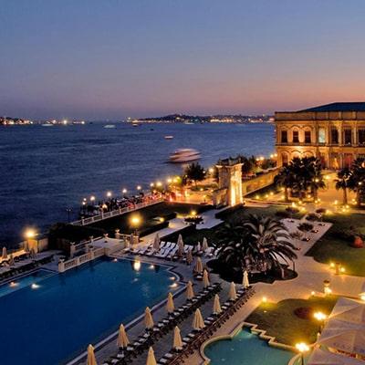 هتل ciragan istanbul