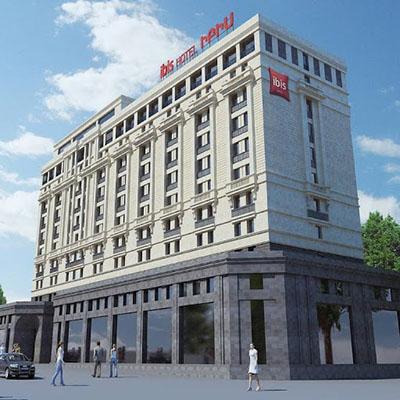 هتل Lbis Yerevan