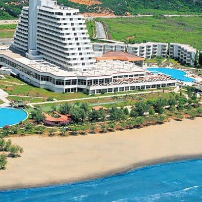هتل palm wings ephesus beach resort kusadasi