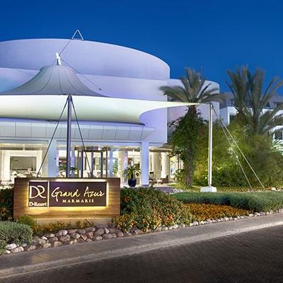 هتل d resort grand azur marmaris