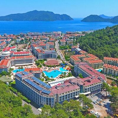 هتل green Nature Resort Marmaris