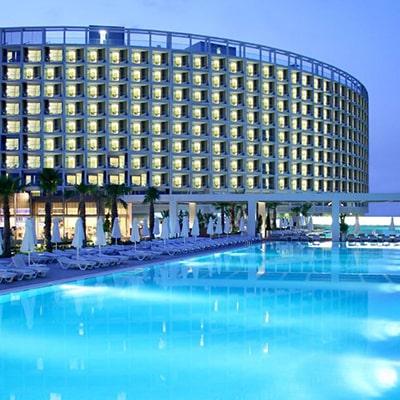 هتل crystal centro antalya
