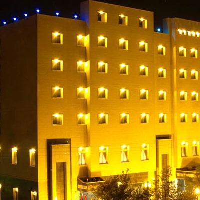 هتل بین المللی پرسپولیس شیراز