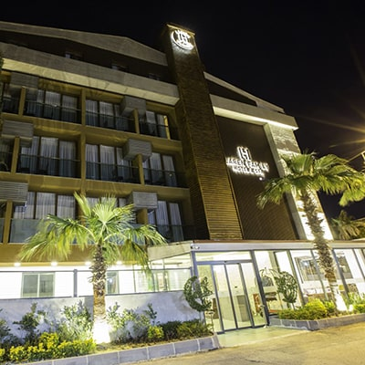 هتل Laren Family Antalya
