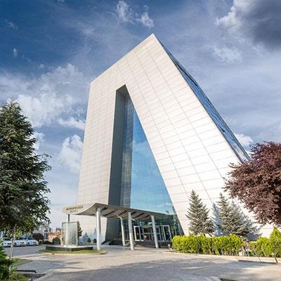 هتل metro Politan Ankara