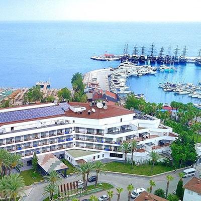 هتل imperial turkiz antalya