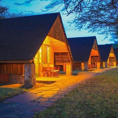 هتل Keekorok Lodge Kenya