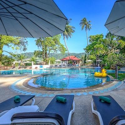 هتل patong lodge phuket
