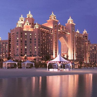 هتل Atlantis Dubai