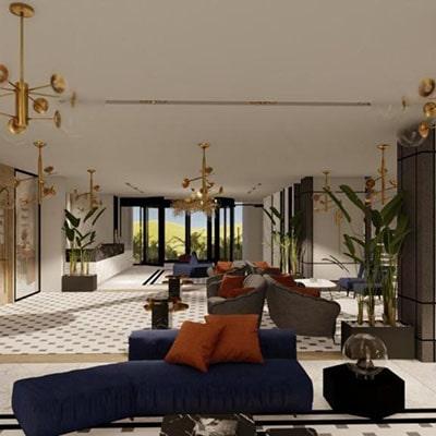 هتل signature blue kusadasi