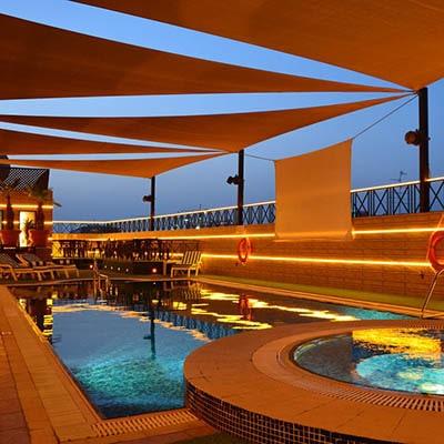 هتل  golden tulip nihal palace