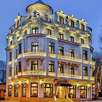 هتل royal varna