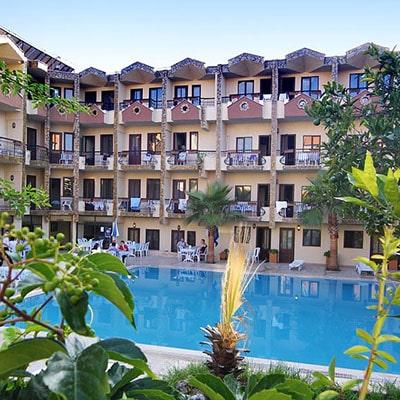 هتل club Herakles Hotel Antalya