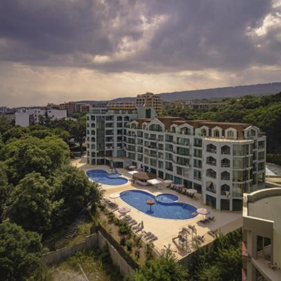 هتل palma varna