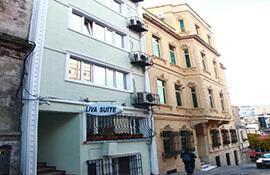 هتل Liva Istanbul